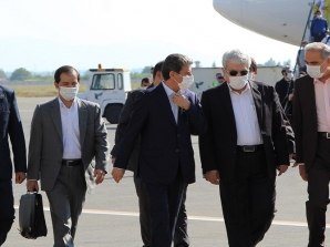 گزارش تصویری از سفر دکتر سورنا ستاری معاون علمی و فناوری رئیس جمهور به ارومیه